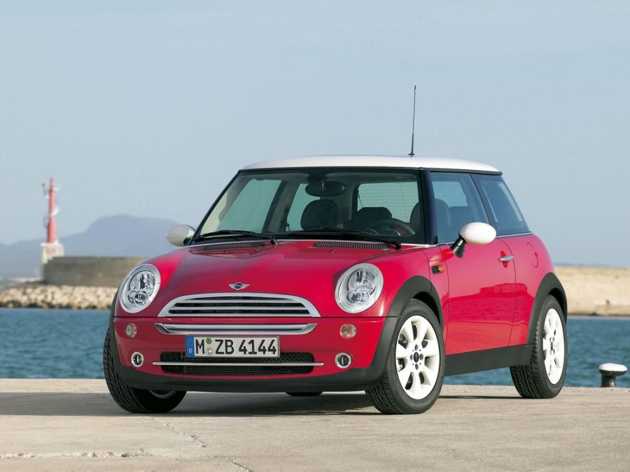 Mini Cooper хетчбэк, 1 поколение [рестайлинг] - отзывы, фото и характеристики на Car.ru