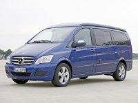 Mercedes Viano, W639 [рестайлинг], Fun микроавтобус 4-дв., 2010–2015