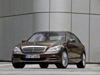 Mercedes S-Class, W221 [рестайлинг], Седан 4-дв., 2009–2013