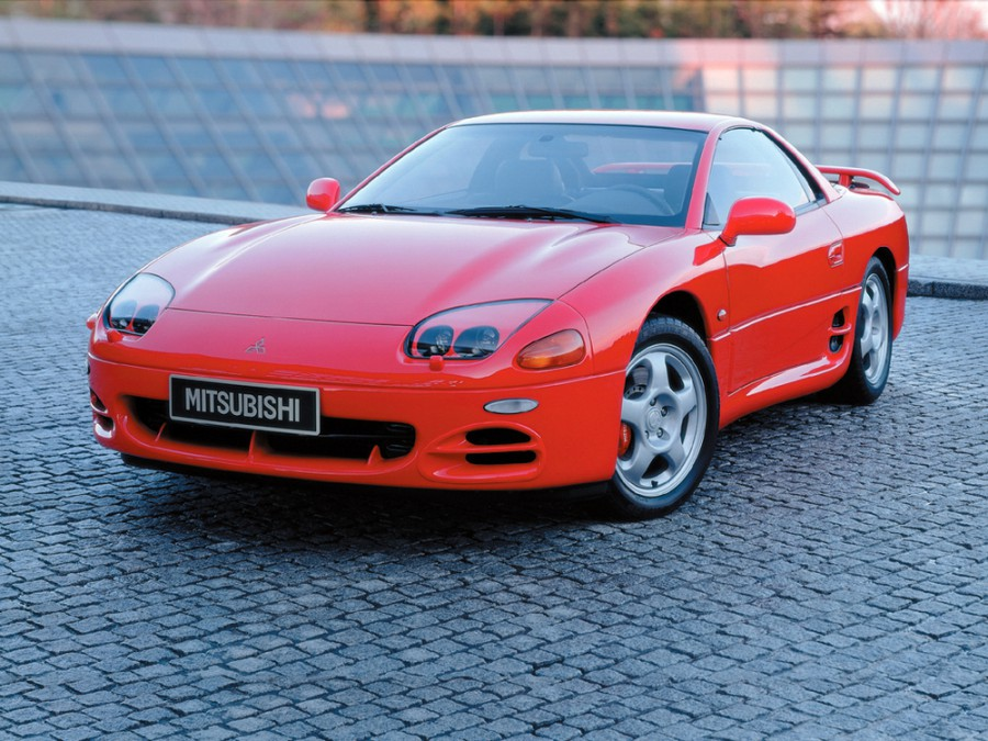 Mitsubishi 3000GT купе, 1990–2000, 2 поколение - отзывы, фото и характеристики на Car.ru