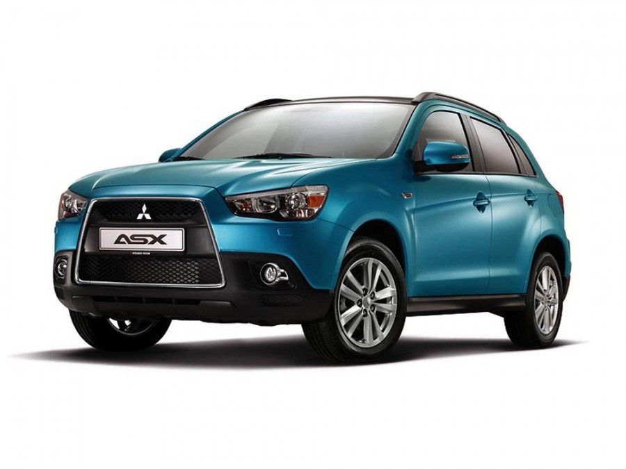 Mitsubishi ASX кроссовер, 2010–2012, 1 поколение - отзывы, фото и характеристики на Car.ru