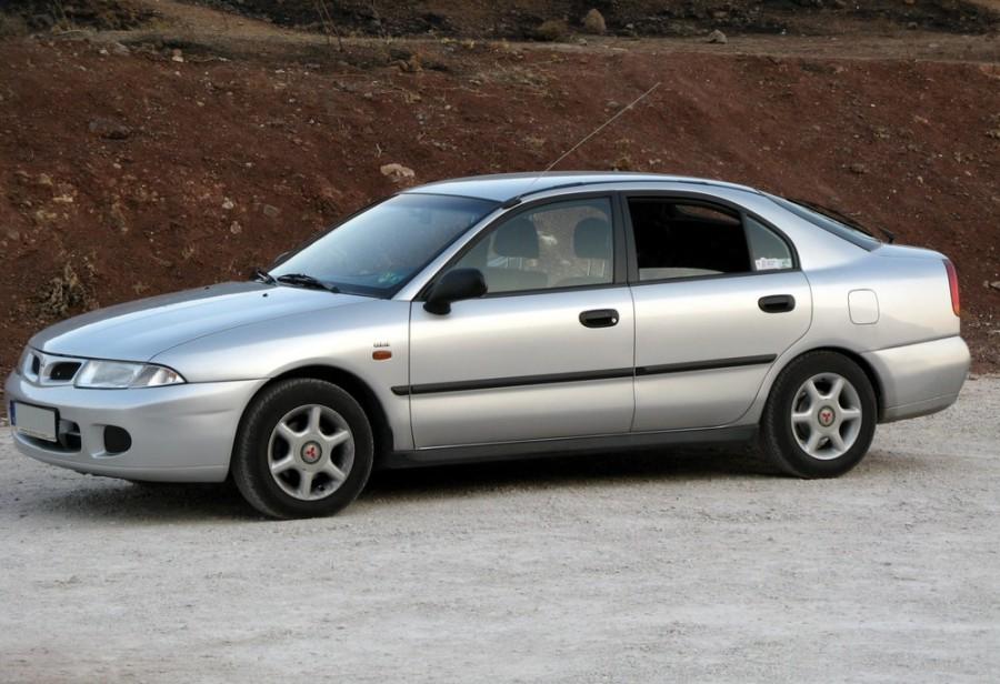 Mitsubishi Carisma, Астрахань