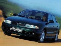 Mitsubishi Carisma, 1 поколение, Седан, 1995–2000