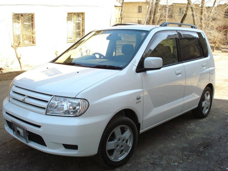 Mitsubishi Dingo, Анапа