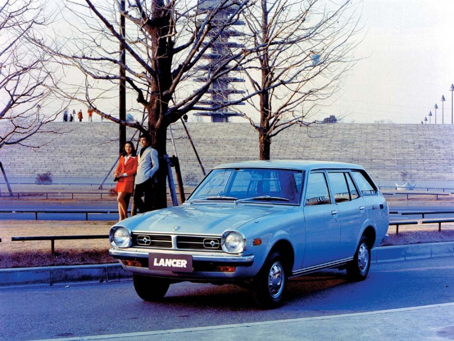 Mitsubishi Lancer универсал, 1973–1974, A70 - отзывы, фото и характеристики на Car.ru