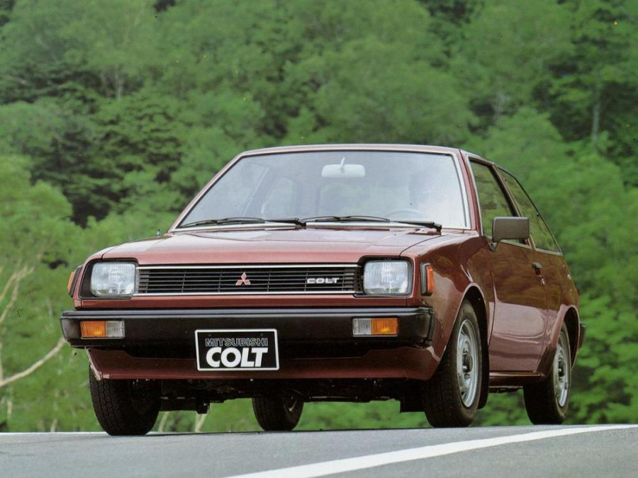 Mitsubishi Colt хетчбэк 3-дв., A150 - отзывы, фото и характеристики на Car.ru