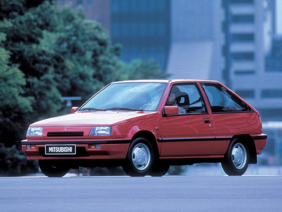 Mitsubishi Colt хетчбэк 3-дв., C10 - отзывы, фото и характеристики на Car.ru