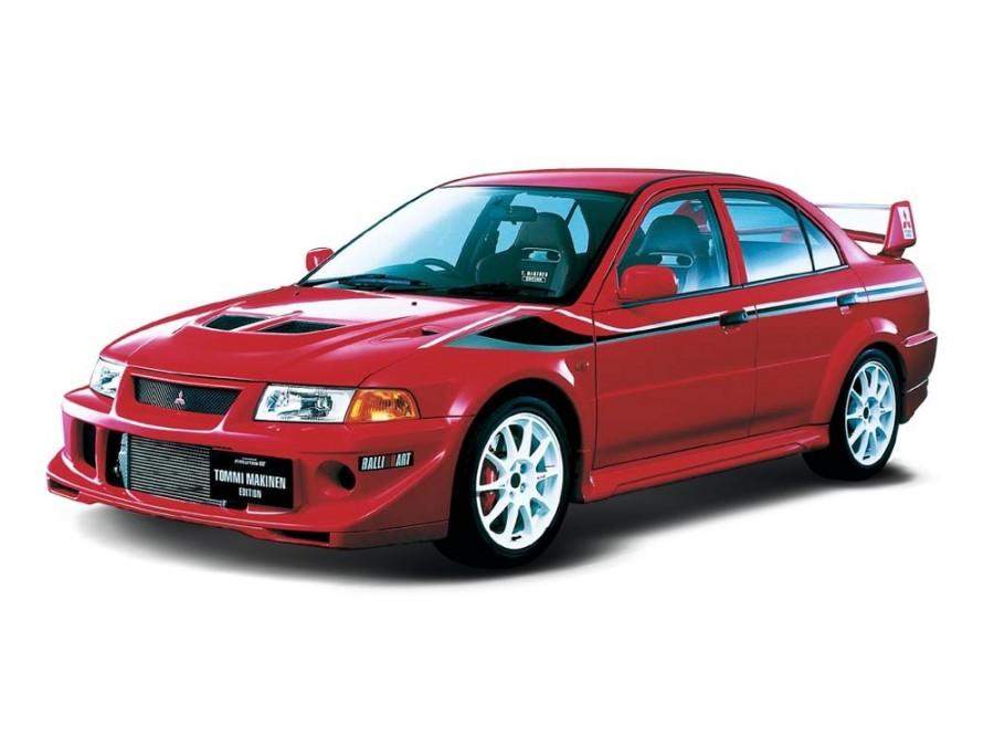 Mitsubishi Lancer Evolution TME седан 4-дв., 1999–2000, VI - отзывы, фото и характеристики на Car.ru