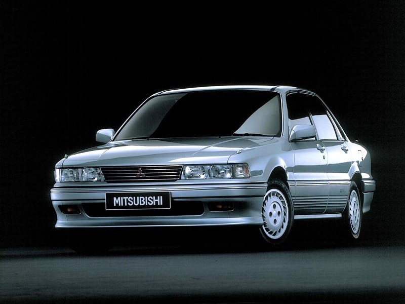 Mitsubishi Galant, Абакан