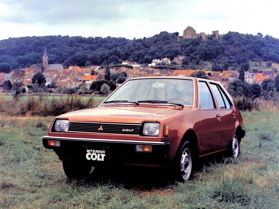 Mitsubishi Colt хетчбэк 5-дв., A150 - отзывы, фото и характеристики на Car.ru