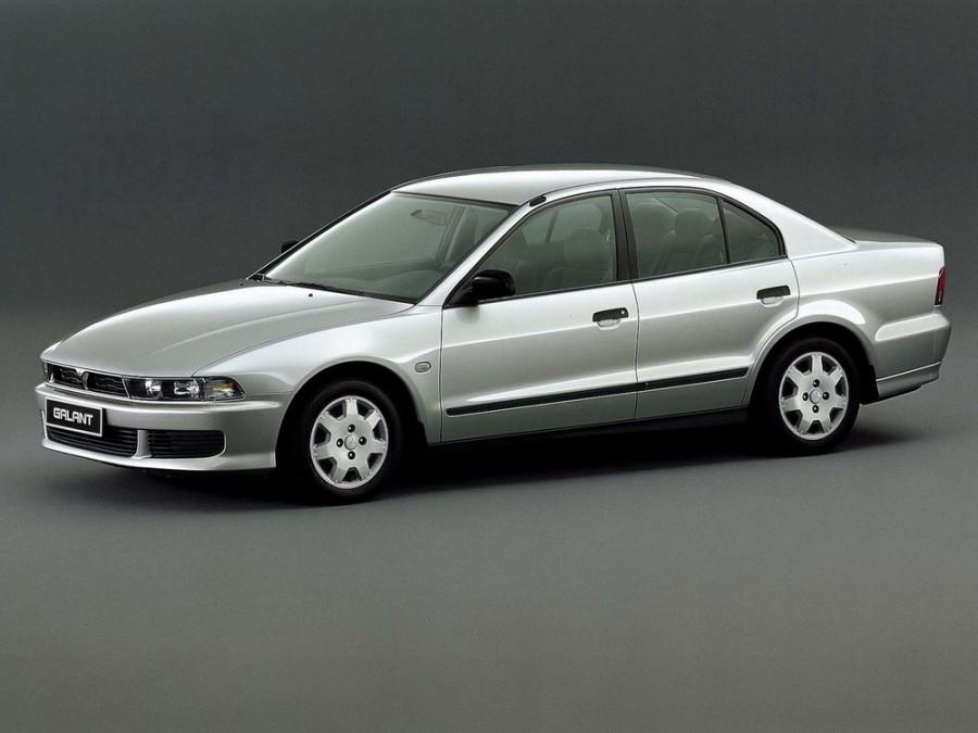 Mitsubishi Galant седан, 2001–2006, 8 поколение [рестайлинг] - отзывы, фото и характеристики на Car.ru