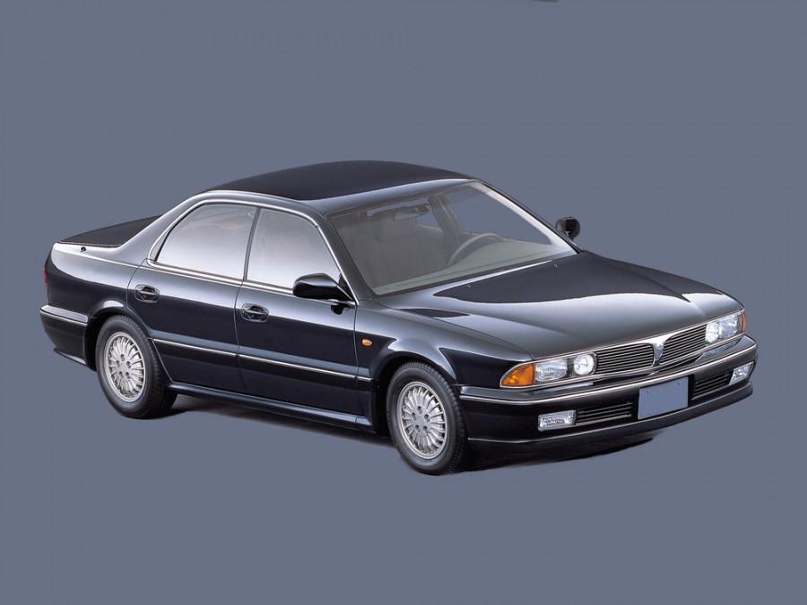 Mitsubishi Diamante седан, 1993–1996, 1 поколение - отзывы, фото и характеристики на Car.ru
