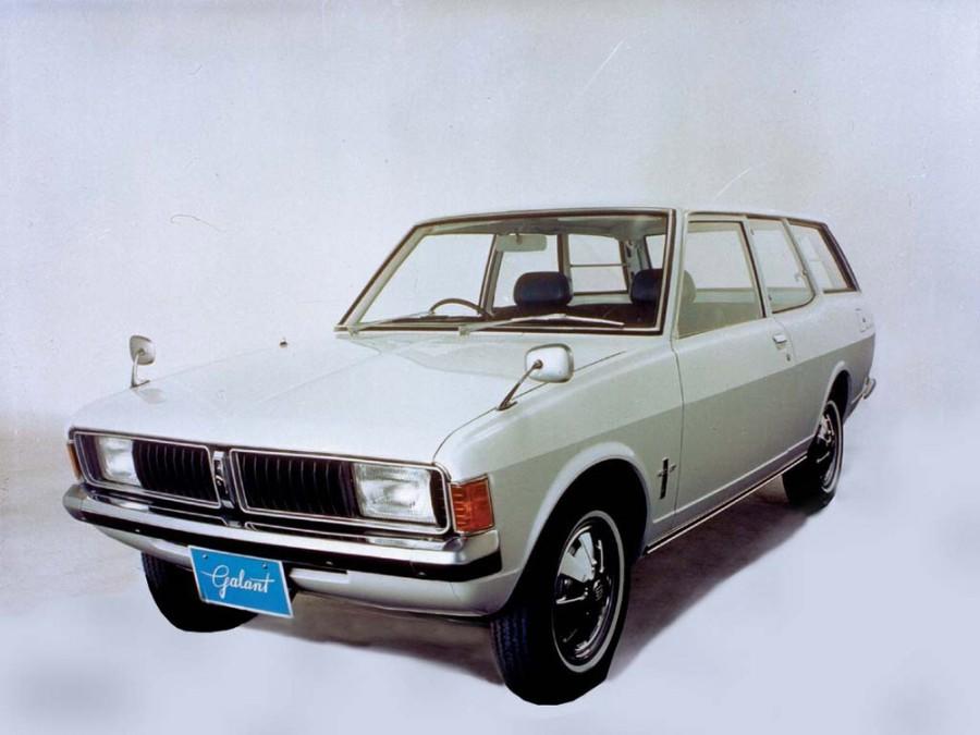 Mitsubishi Galant JDM универсал 3-дв., 1969–1975, 1 поколение - отзывы, фото и характеристики на Car.ru