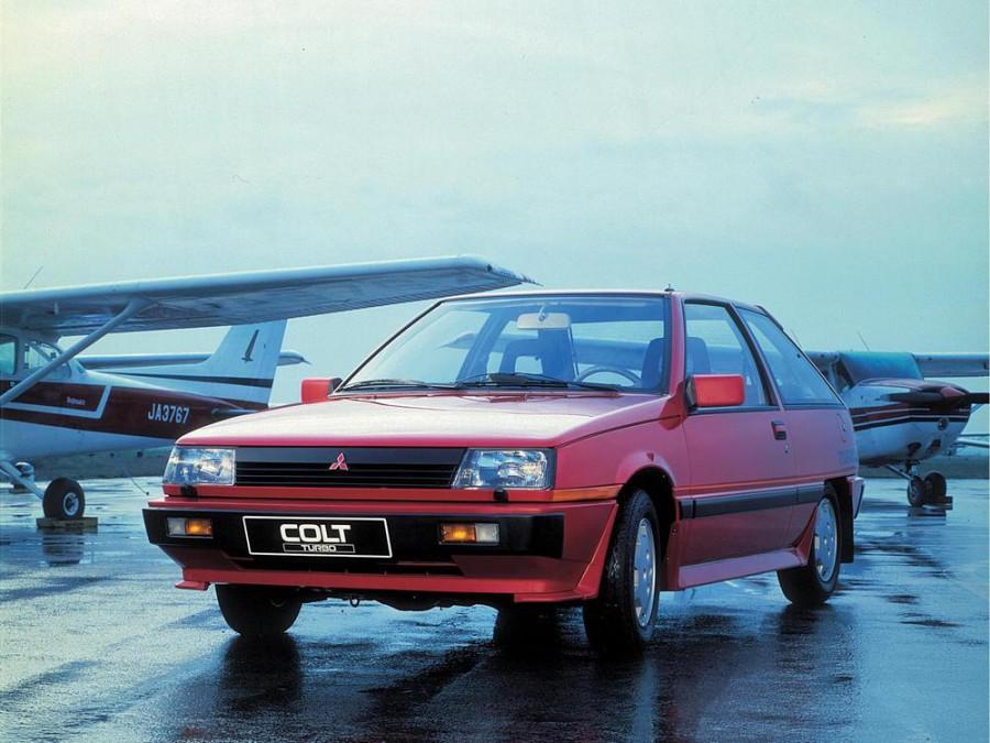 Mitsubishi Colt Turbo хетчбэк 3-дв., C10 - отзывы, фото и характеристики на Car.ru