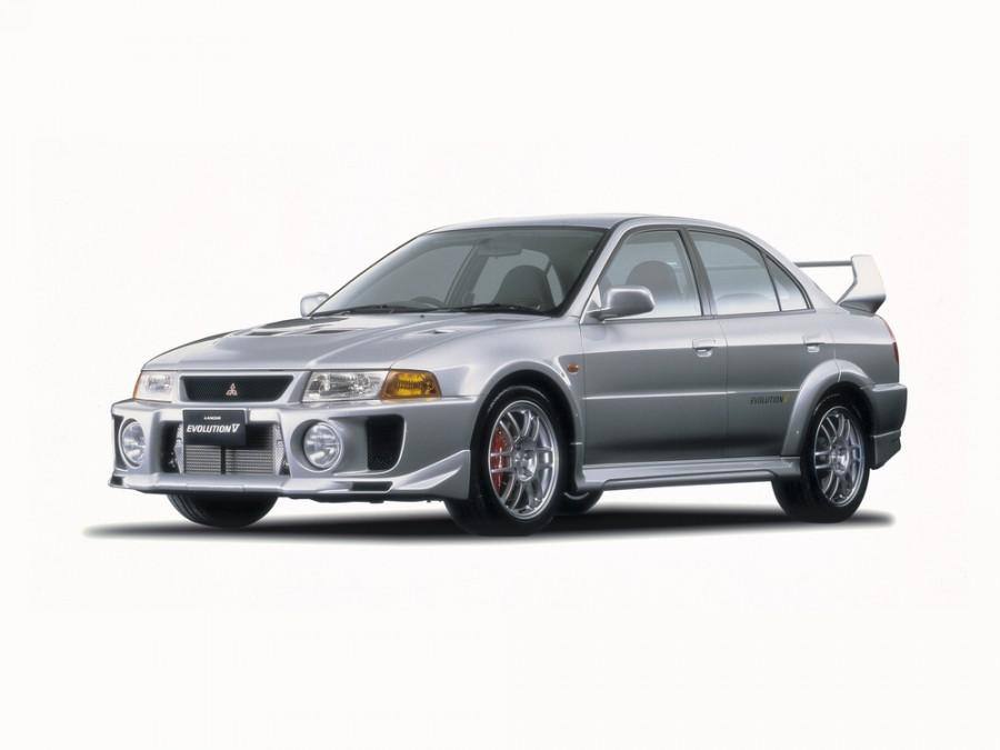 Mitsubishi Lancer Evolution седан, 1998–1999, V - отзывы, фото и характеристики на Car.ru