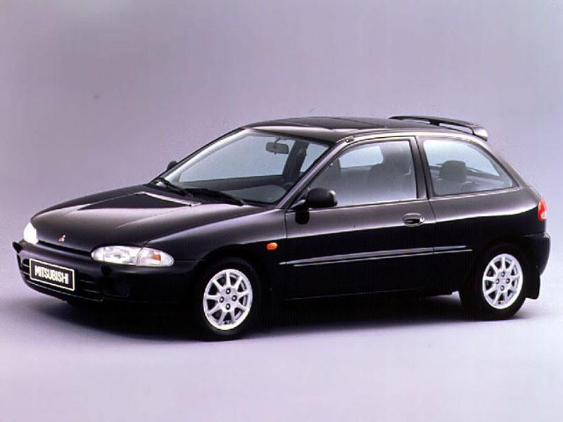Mitsubishi Colt хетчбэк, 1987–1996, CAO - отзывы, фото и характеристики на Car.ru