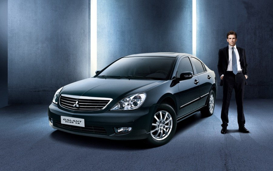 Mitsubishi Galant CN седан 4-дв., 2008–2013, 9 поколение [2-й рестайлинг] - отзывы, фото и характеристики на Car.ru