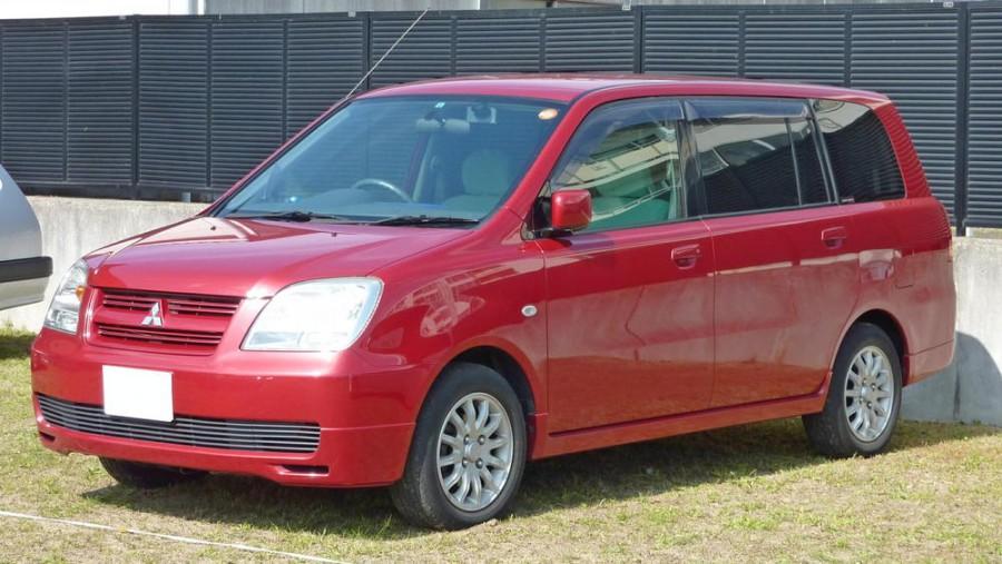 Mitsubishi Dion минивэн, 2000–2016, 1 поколение - отзывы, фото и характеристики на Car.ru