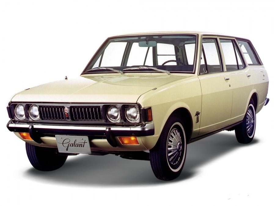 Mitsubishi Galant универсал 5-дв., 1969–1975, 1 поколение - отзывы, фото и характеристики на Car.ru