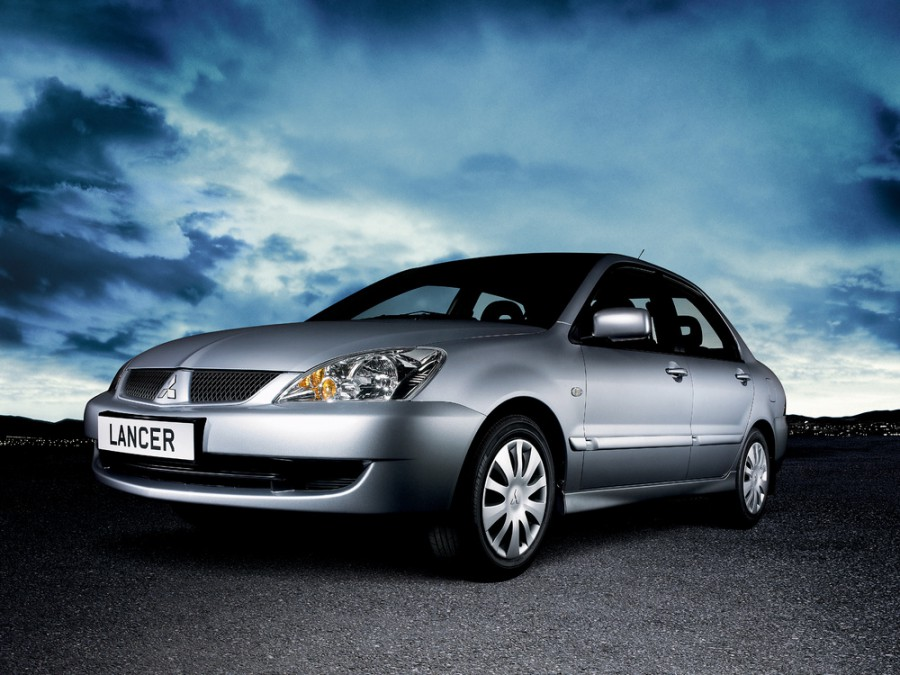 Mitsubishi Lancer седан, 2005–2014, 6 поколение [2-й рестайлинг] - отзывы, фото и характеристики на Car.ru