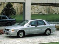 Mitsubishi Galant, 6 поколение, Хетчбэк, 1987–1993