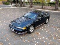 Mitsubishi Eclipse, 1G [рестайлинг], Купе, 1992–1994