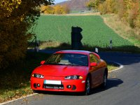 Mitsubishi Eclipse, 2G [рестайлинг], Купе, 1997–1999