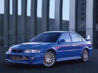 Mitsubishi Lancer Evolution, VI, Седан, 1999–2000