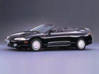 Mitsubishi Eclipse, 2G, Spyder кабриолет, 1995–1997