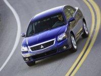 Mitsubishi Galant, 9 поколение [2-й рестайлинг], Седан 4-дв., 2008–2013