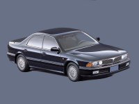 Mitsubishi Diamante, 1 поколение, Седан, 1993–1996