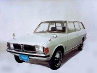 Mitsubishi Galant, 1 поколение, Jdm универсал 3-дв., 1969–1975