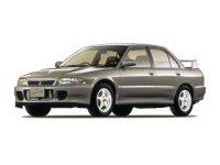 Mitsubishi Lancer Evolution, II, Седан, 1994–1995
