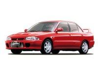 Mitsubishi Lancer Evolution, I, Седан, 1992–1994