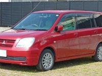 Mitsubishi Dion, 1 поколение, Минивэн, 2000–2016