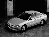 Mitsubishi Lancer, 5 поколение, Седан 4-дв., 1995–1997