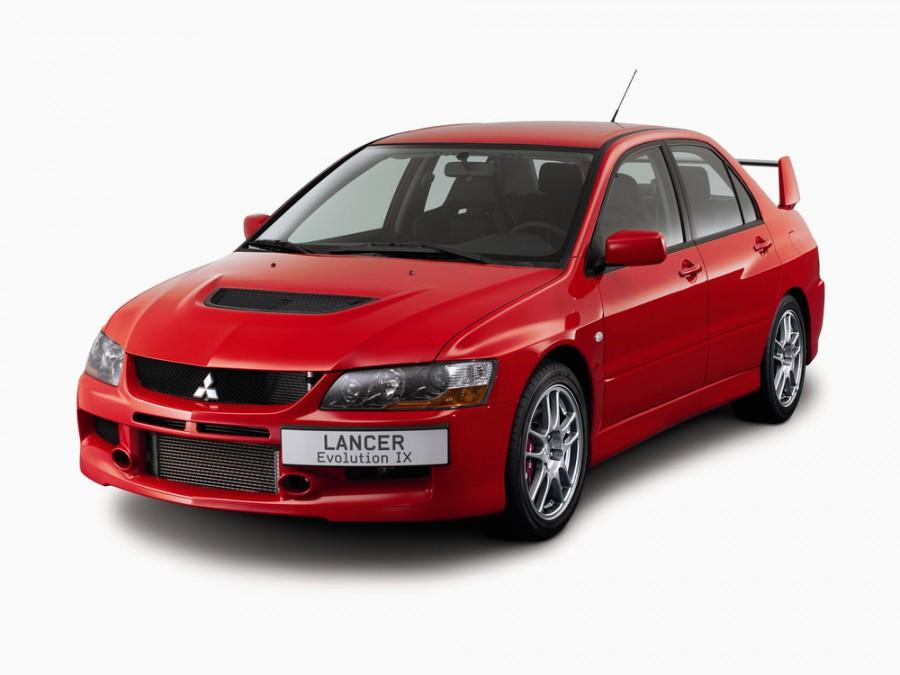 Mitsubishi Lancer Evolution седан, 2005–2007, IX - отзывы, фото и характеристики на Car.ru