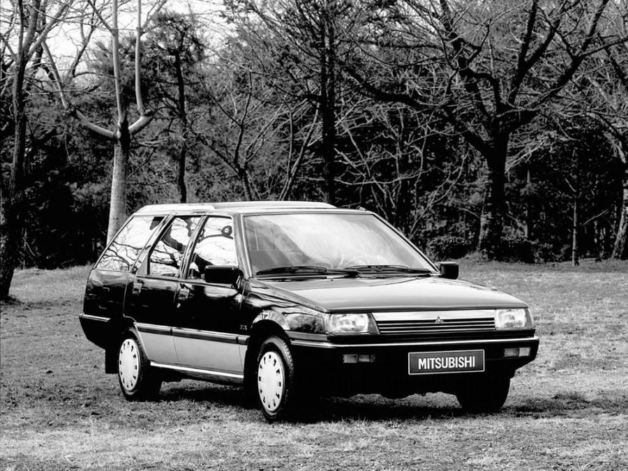 Mitsubishi Lancer Fiore универсал, 1983–1992, 2 поколение - отзывы, фото и характеристики на Car.ru