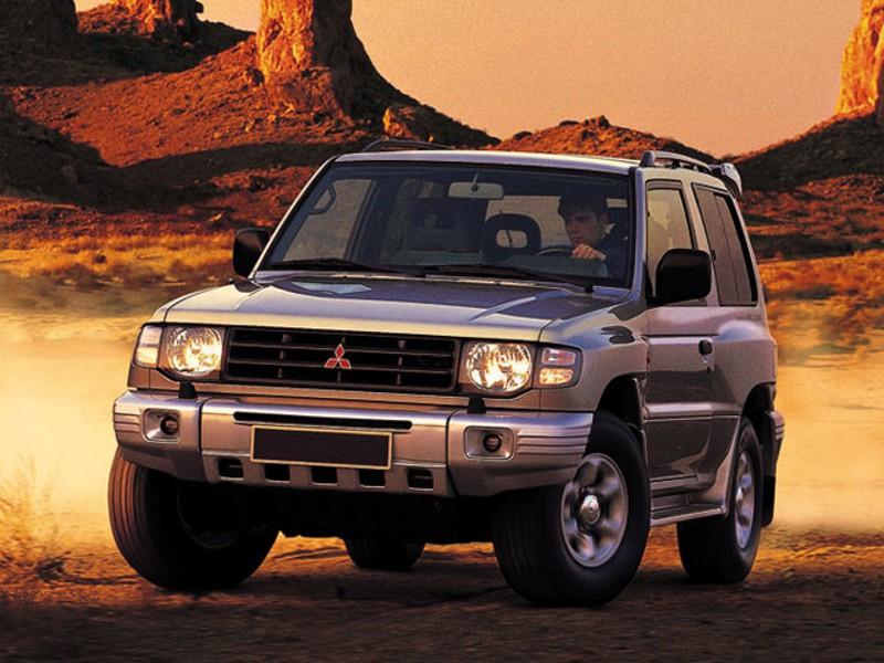 Mitsubishi Montero внедорожник 3-дв., 1997–1999, 2 поколение [рестайлинг] - отзывы, фото и характеристики на Car.ru