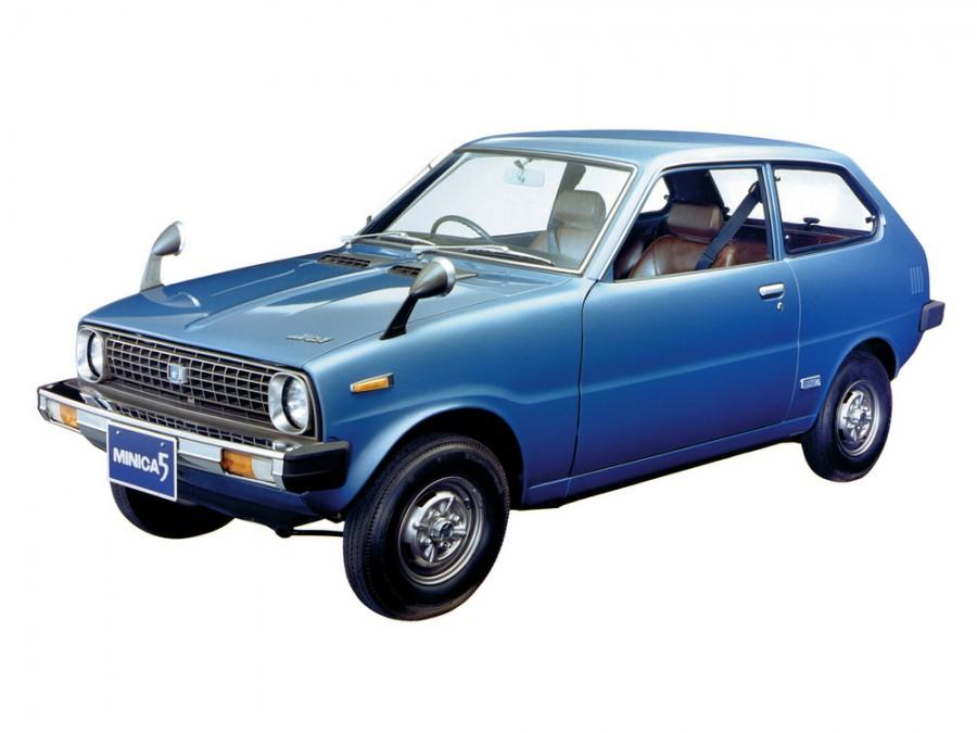 Mitsubishi Minica хетчбэк, 1976–1977, F4 [рестайлинг] - отзывы, фото и характеристики на Car.ru