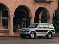 Mitsubishi Pajero, 2 поколение, Semi high roof wagon внедорожник 5-дв., 1991–1997
