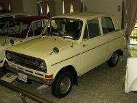Mitsubishi Minica, LA23 [2-й рестайлинг], Седан, 1966–1969