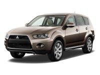 Mitsubishi Outlander, XL [рестайлинг], Кроссовер, 2010–2012