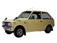 Mitsubishi Minica, 2 поколение, Хетчбэк, 1969–1974