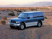 Mitsubishi Pajero, 2 поколение [рестайлинг], Внедорожник 5-дв., 1997–1999