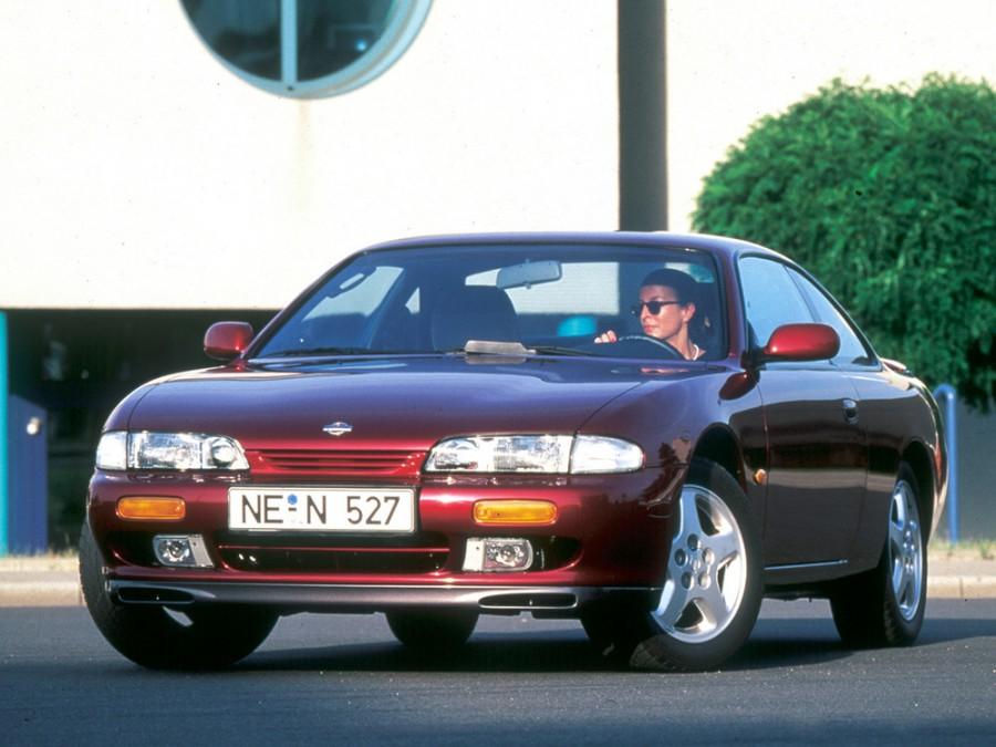 Nissan 200SX купе, 1993–2000, S14 - отзывы, фото и характеристики на Car.ru