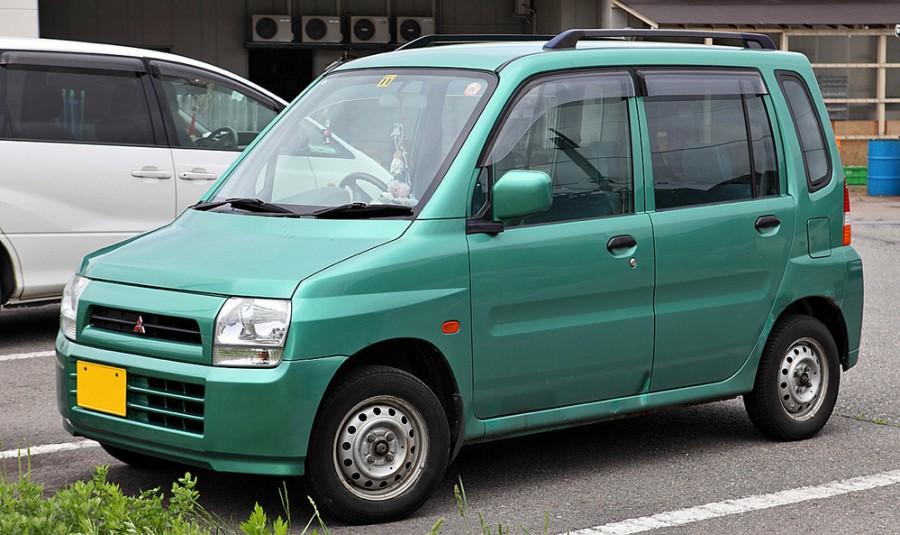 Mitsubishi Toppo хетчбэк, 1998–2016, BJ - отзывы, фото и характеристики на Car.ru