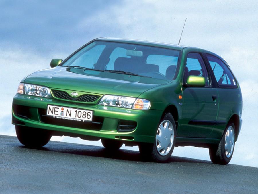 Nissan Almera хетчбэк 3-дв., 1998–2000, N15 [рестайлинг] - отзывы, фото и характеристики на Car.ru