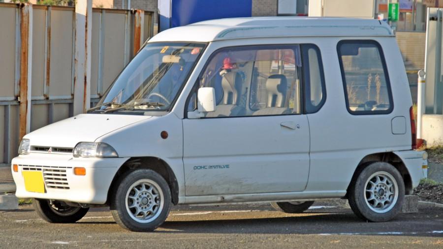 Mitsubishi Toppo хетчбэк, 1990–1999, 1 поколение - отзывы, фото и характеристики на Car.ru