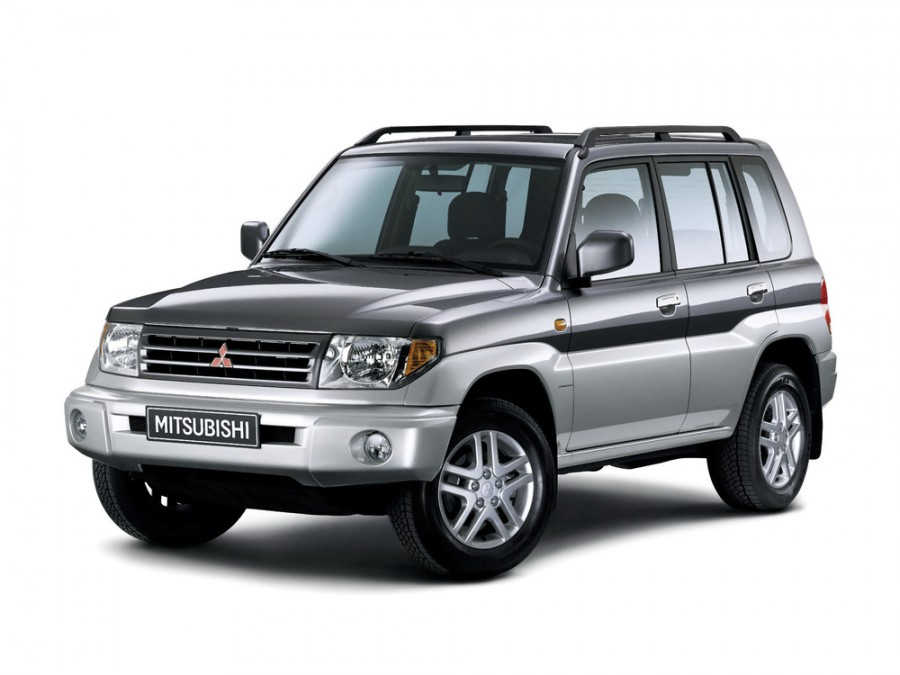 Mitsubishi Pajero Pinin внедорожник 5-дв., 1998–2006, 1 поколение - отзывы, фото и характеристики на Car.ru